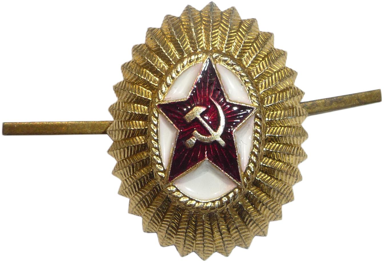 0d8ec24e161bc Soviet Naval Infantry enlisted man   NCO badge