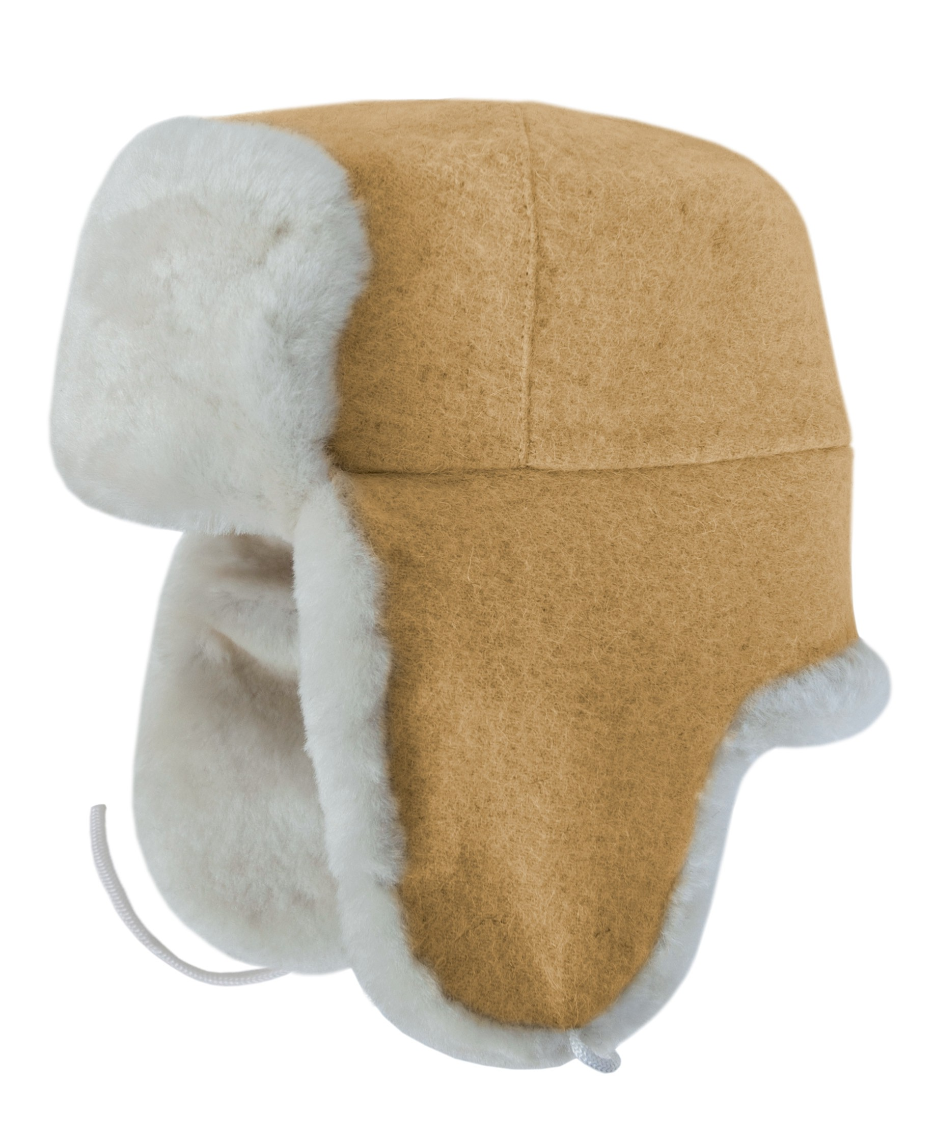 Severomorsk military base white sheepskin hat. 536863af210a
