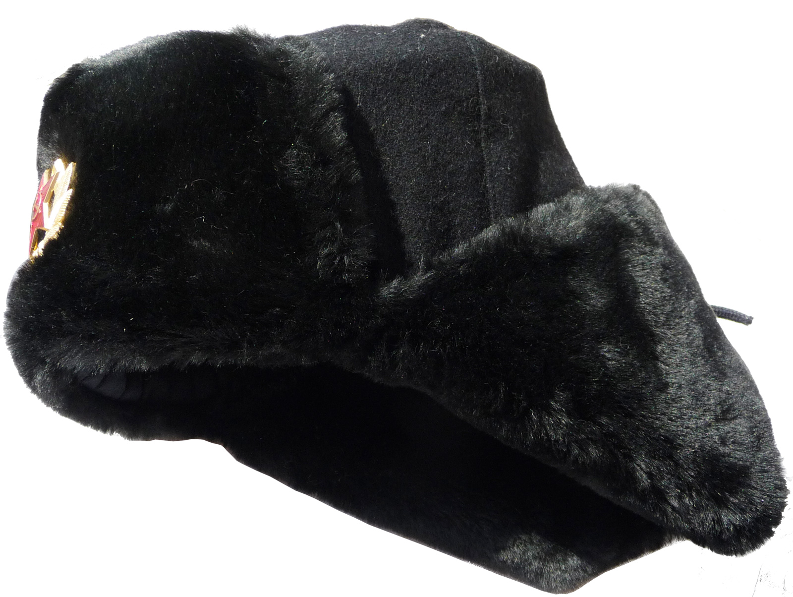b4df4d47e6c Russian Navy seaman winter hat Navy seaman ushanka inside